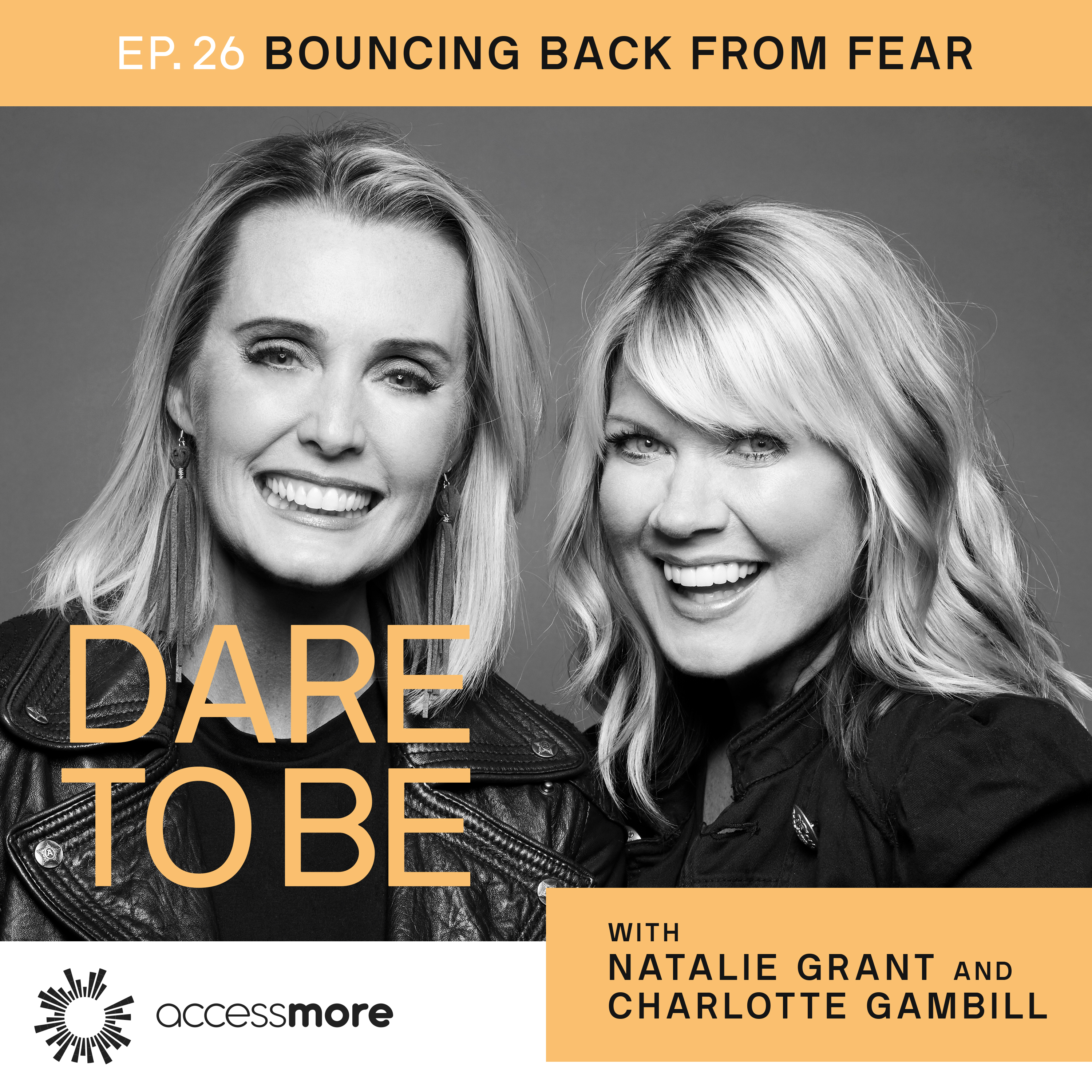 Ep 26: Bouncing Back From Fear