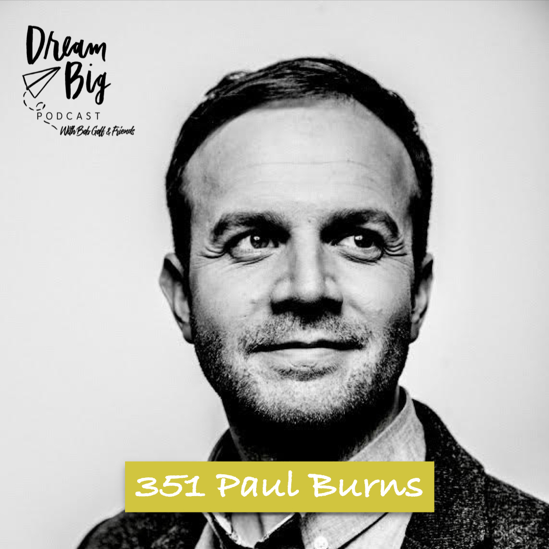 Paul Burns - Driven by Identity Not Circumstances