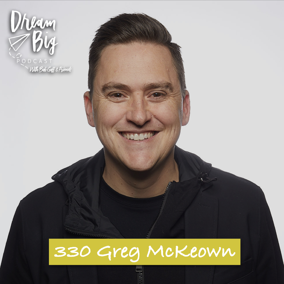 Greg McKeown - Clearing Out the Nonessential