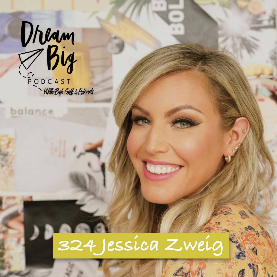 Jessica Zweig - Overcoming Inauthenticity