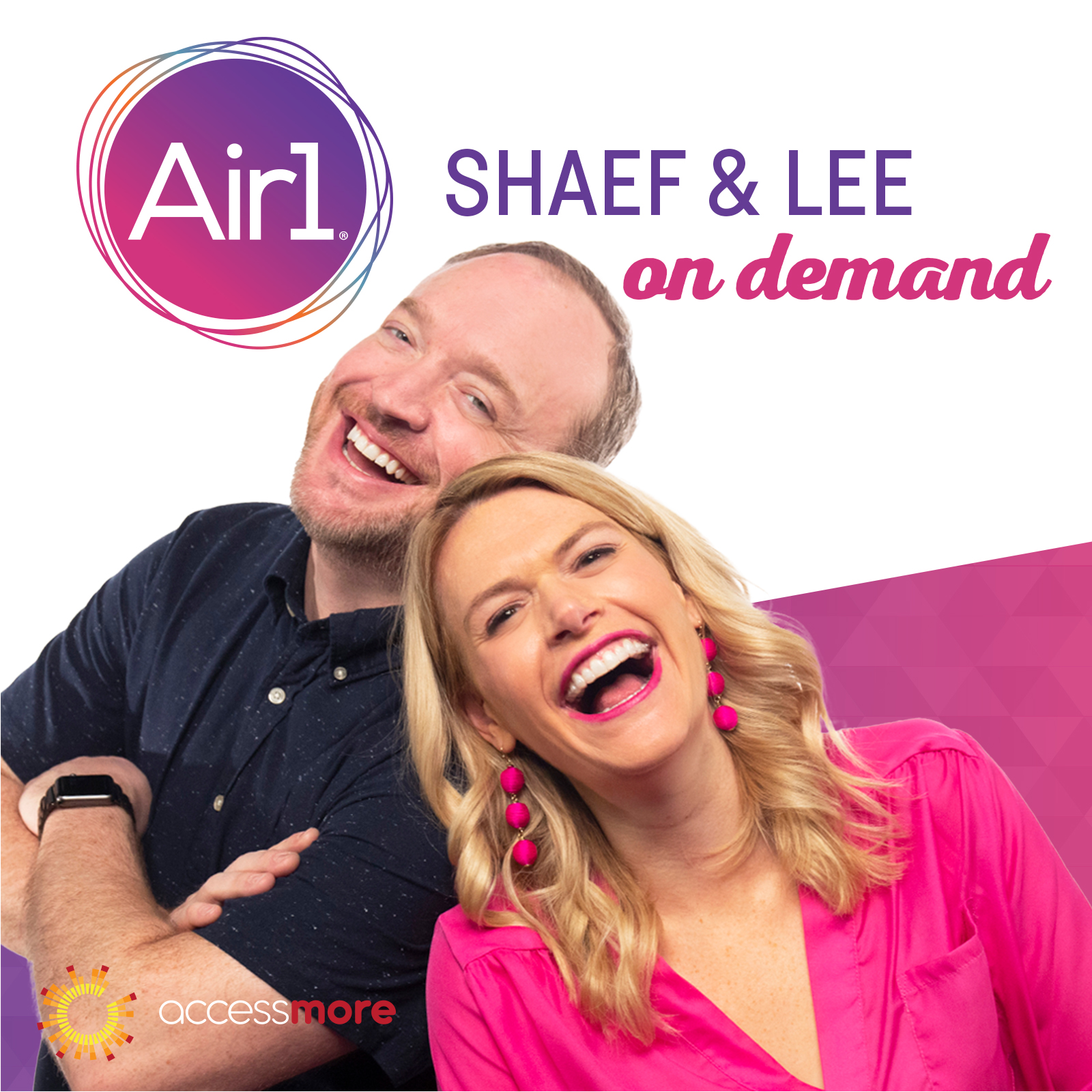 Shaef and Lee On Demand