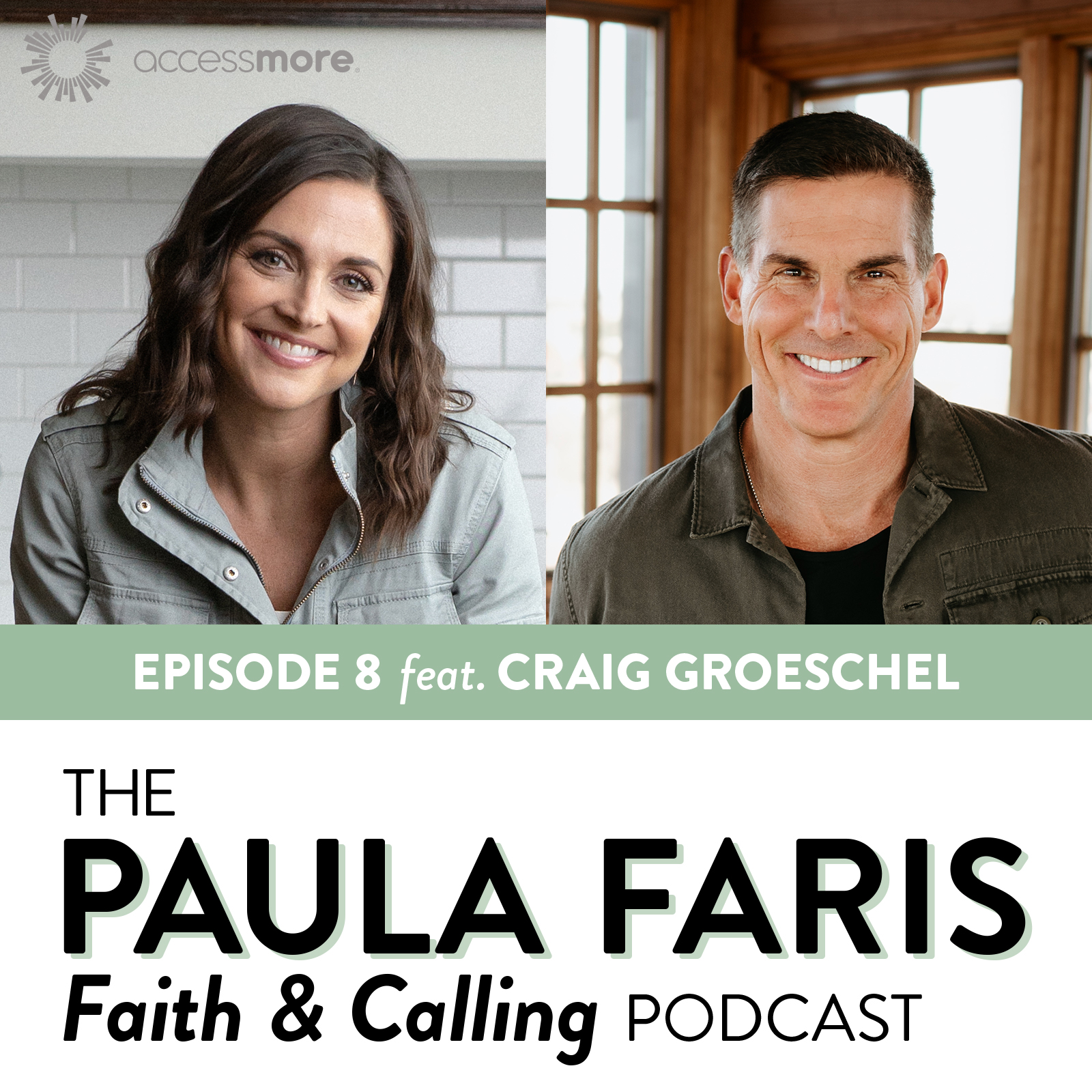 Ep 8 - Craig Groeschel: Winning the War Inside Your Mind