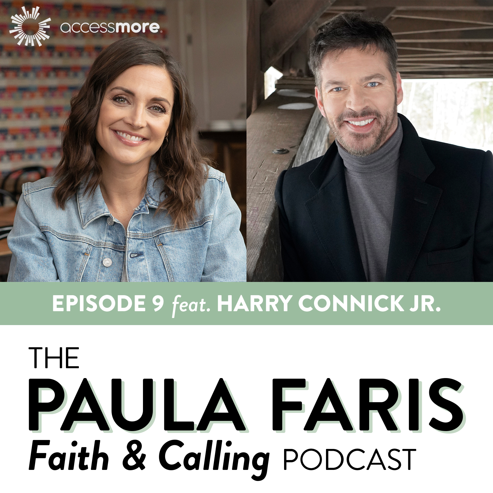 Ep 9 - Harry Connick Jr.: Love, Loss and Finding Your Calling