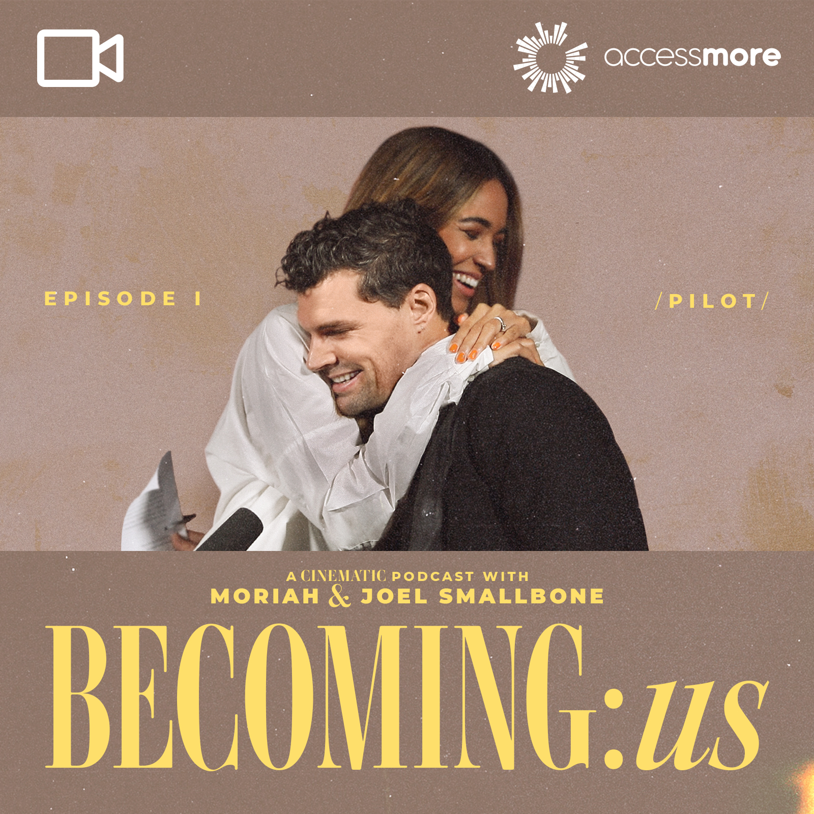 Exclusive First Look!  BECOMING:us A Cinematic Podcast with Moriah & Joel Smallbone