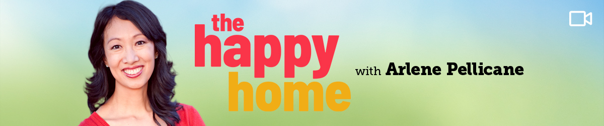 The Happy Home Podcast with Arlene Pellicane VIDEO