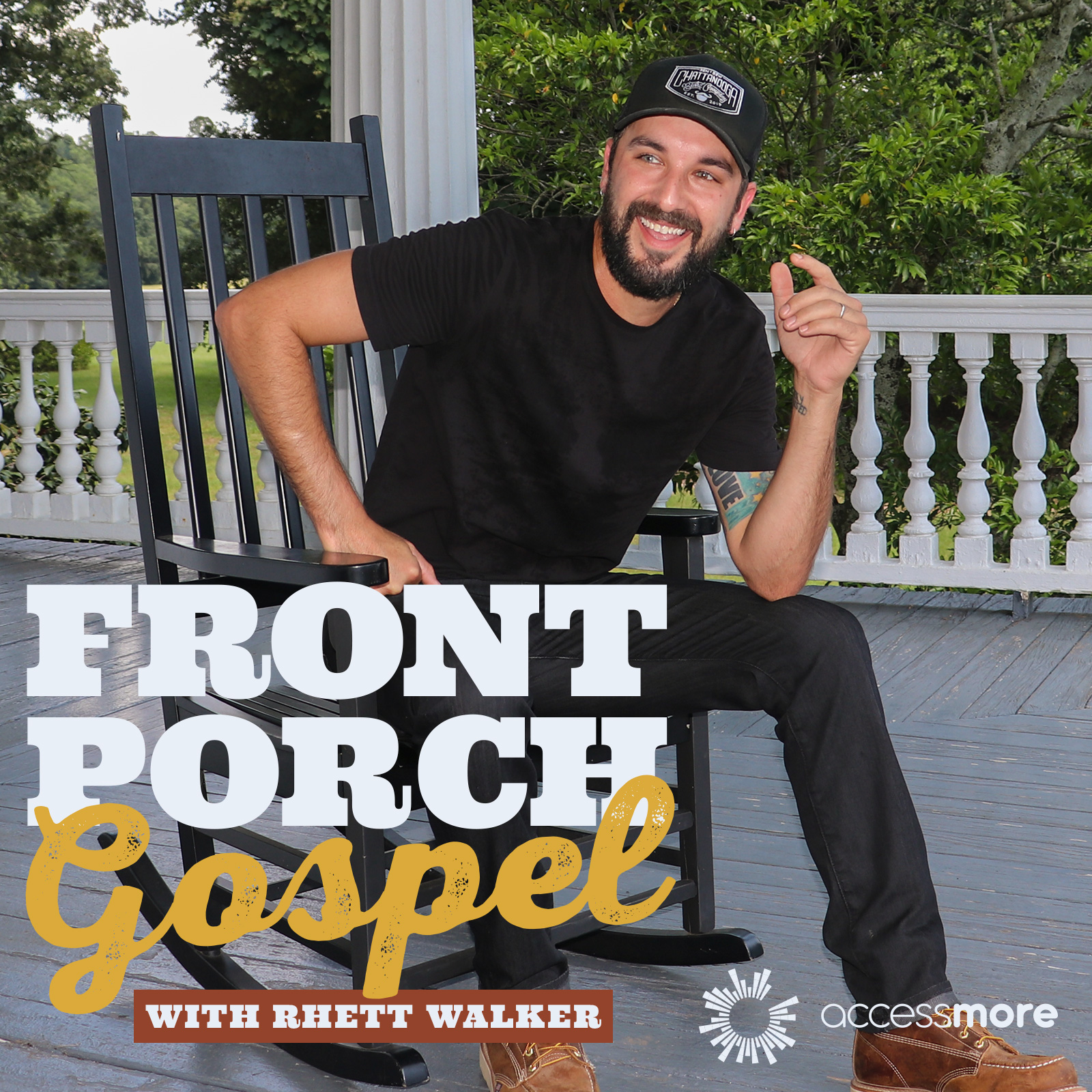 Front Porch Gospel with Rhett Walker