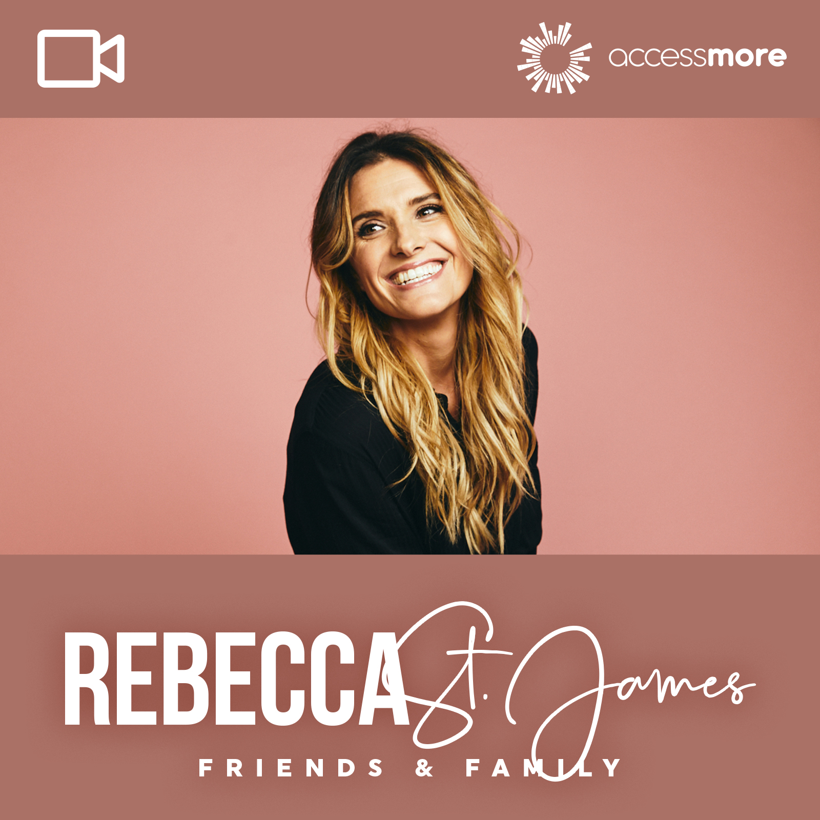 Rebecca St. James Friends and Family VIDEO
