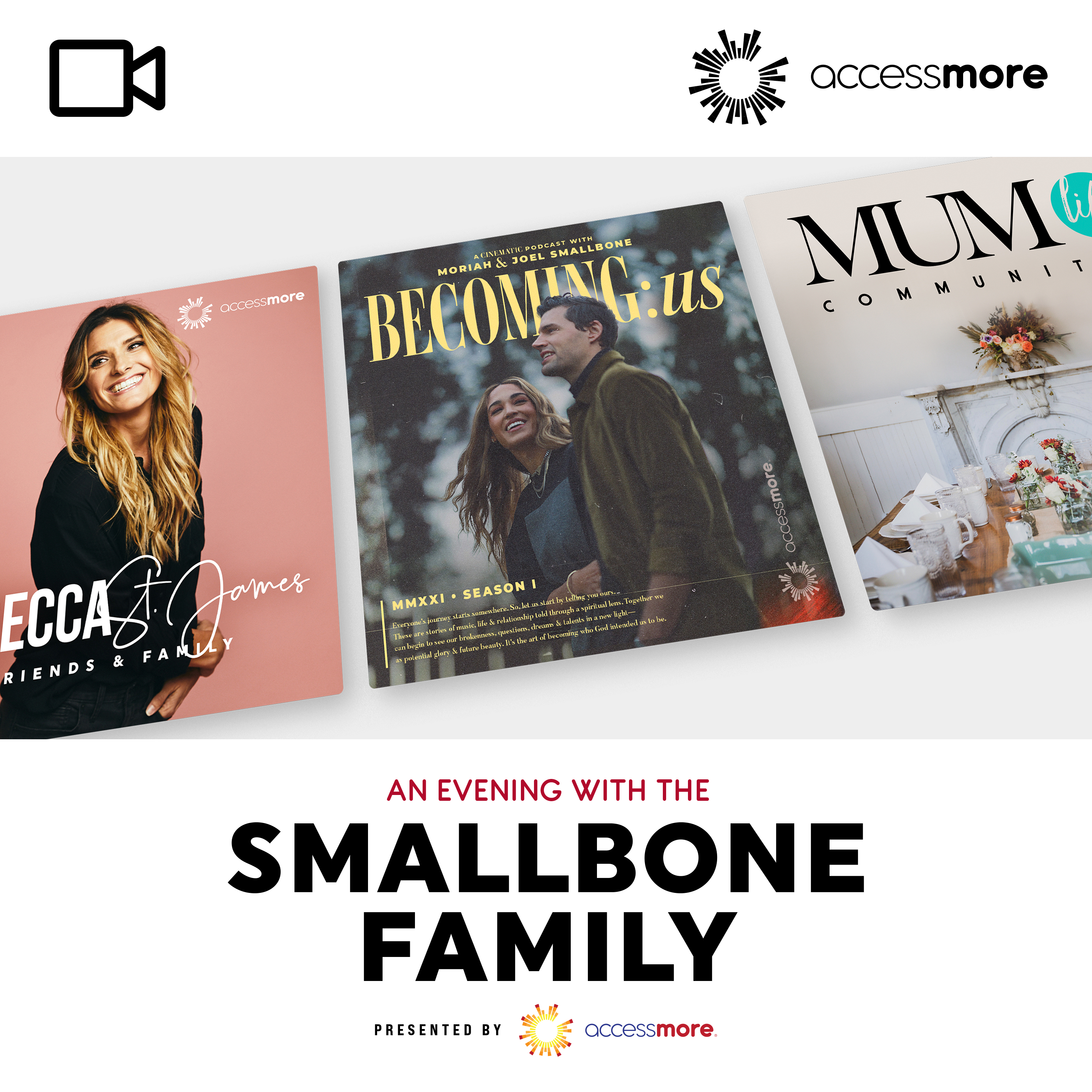 An Evening with the Smallbone Family